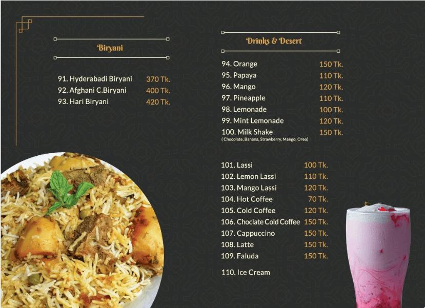 Diners Club Menu - Page 8