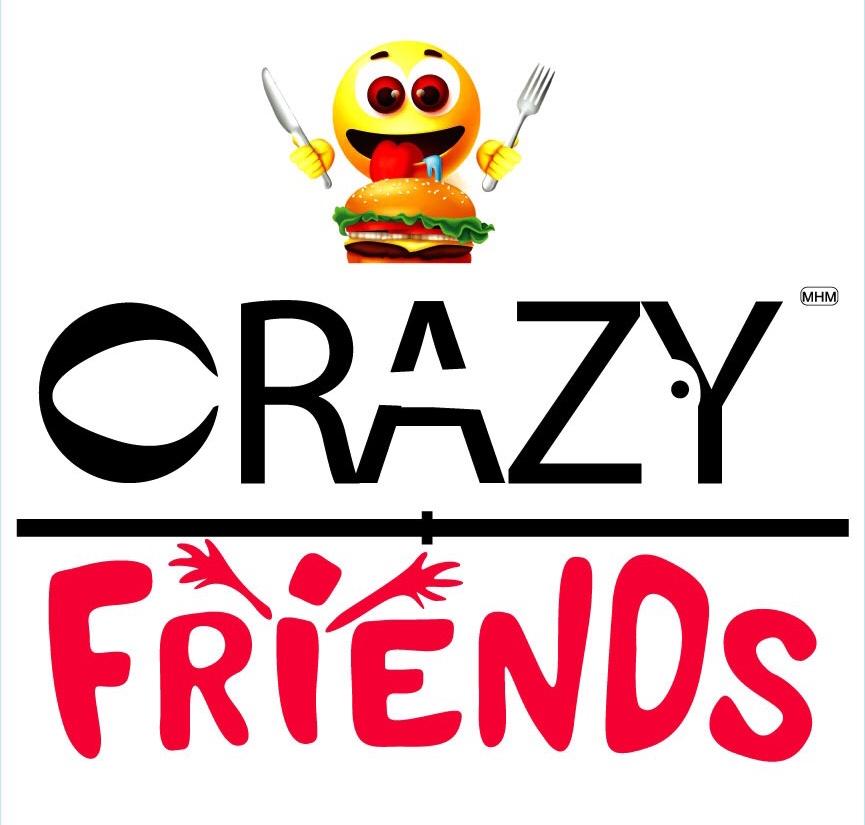 Crazy Friends Logo